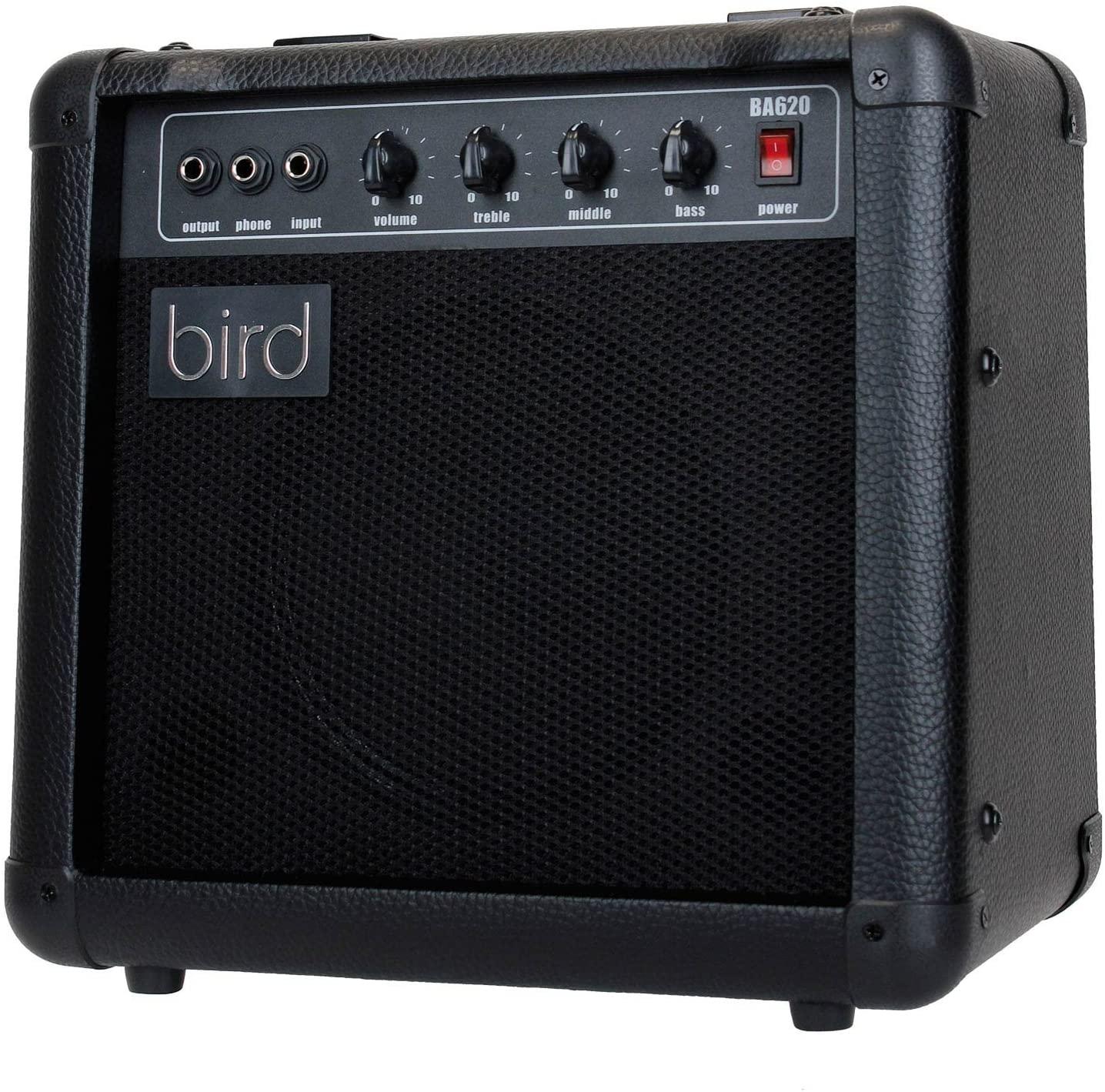 amplificatore per basso elettrico Bird