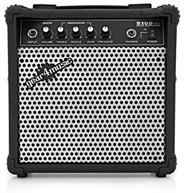 amplificatore per basso elettrico Gear4Music