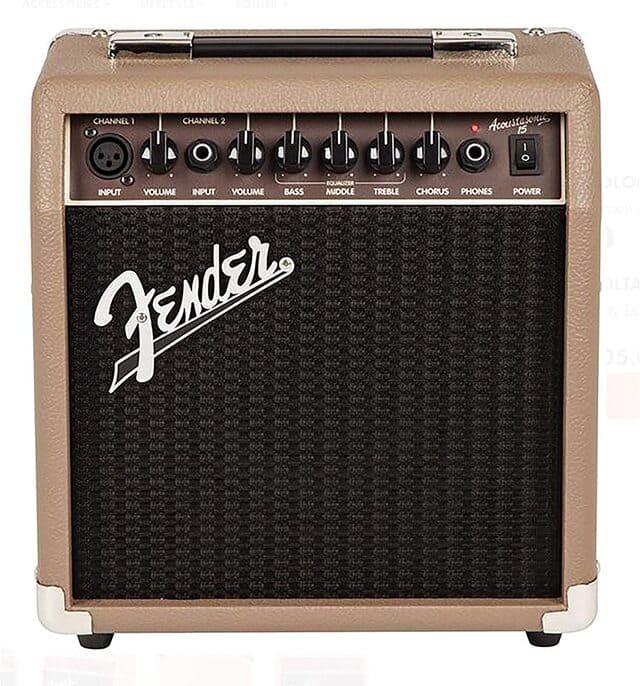 amplificatore per chitarra acustica acoustasonic 15