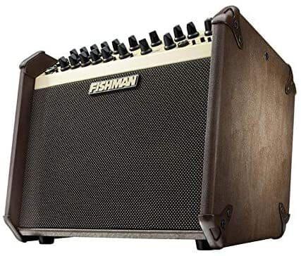 amplificatore per chitarra acustica fishman loudbox artist