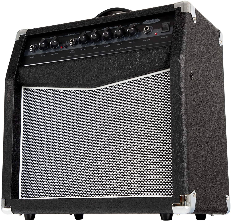 amplificatore per chitarra elettrica classic cantabile sg 200r