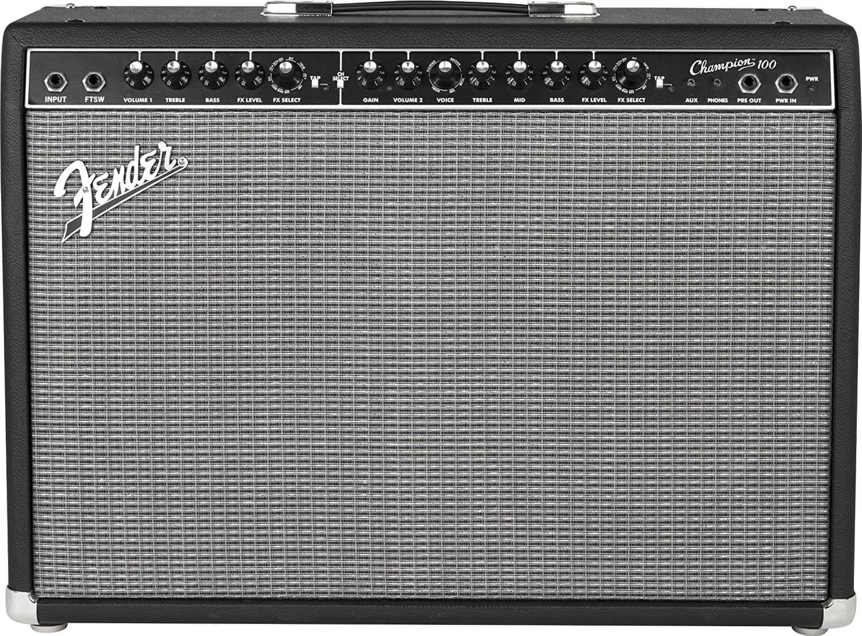 amplificatore per chitarra elettrica fender champion 100