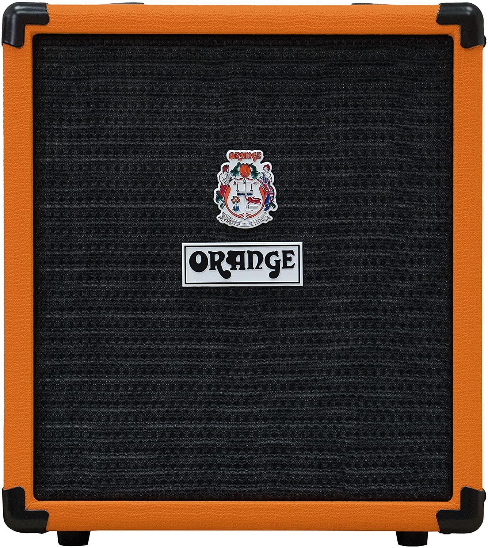 amplificatore per chitarra elettrica orange crush bass 25