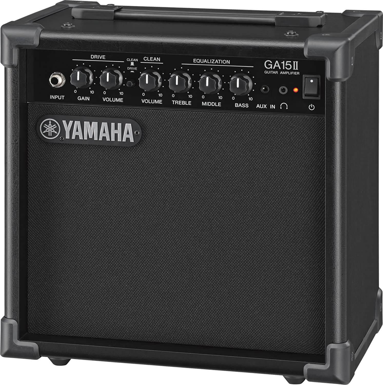 amplificatore per chitarra elettrica yamaha ga15