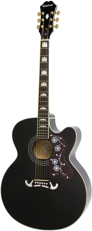 chitarra elettroacustica epiphone ej 200sce