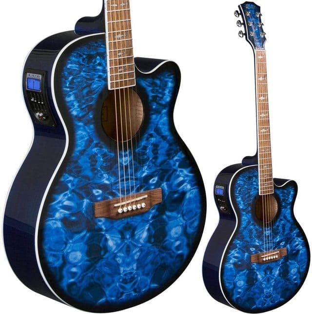 chitarra elettroacustica lindo ldg-bs