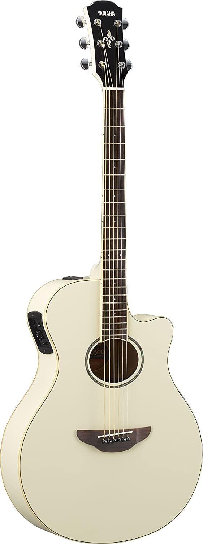 chitarra elettroacustica yamaha apx600 vw vintage
