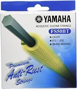 corde per chitarra acustica yamaha fs50bt