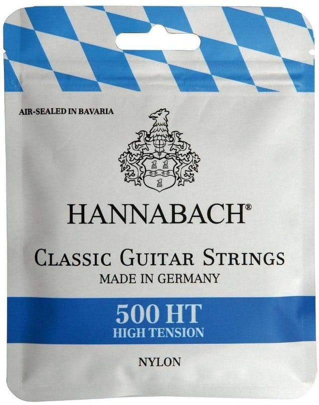 corde per chitarra classica hannabach 500ht