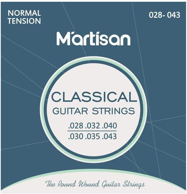 corde per chitarra classica martisan