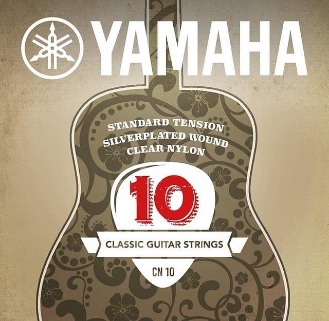 corde per chitarra classica yamaha cn 10