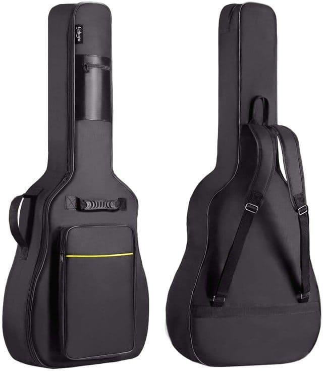 custodia per chitarra cahaya