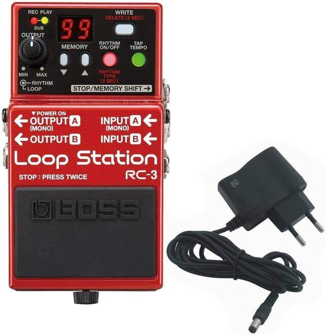 loop station boss rc 3