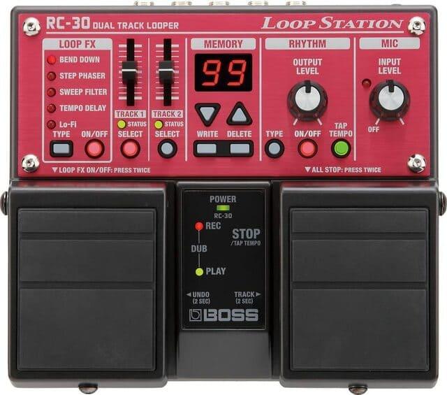 loop station boss rc 30