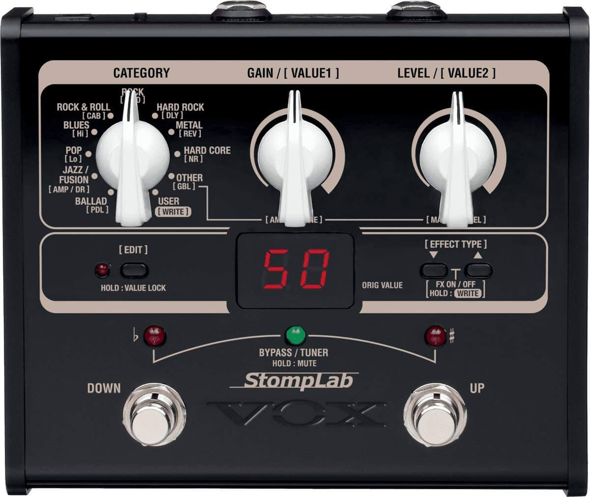 pedale multieffetto VOX StompLab
