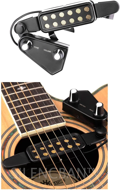 pick up per chitarra acustica silenceban