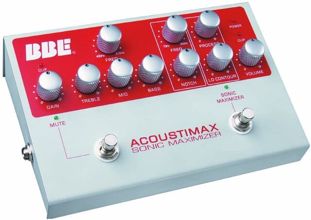 preamplificatori per chitarra acustica bbe acoustimax