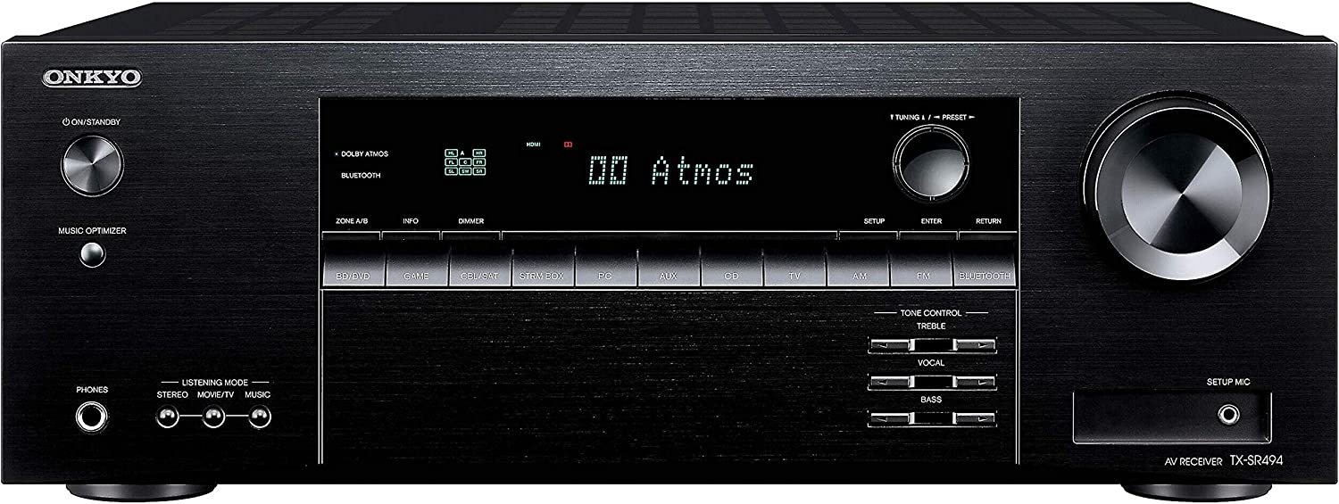 sintoamplificatore onkyo 4k ultra hd