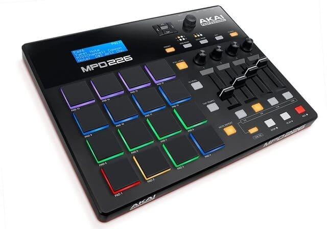 drum machine AKAI Professional MPD226