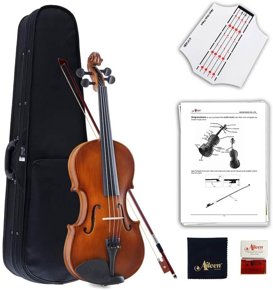 Violino 4/4 Aileen Music