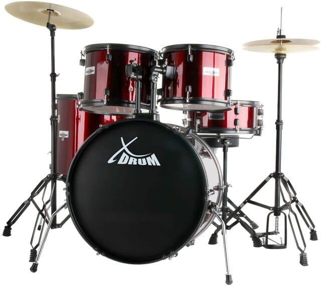 XDrum Rookie Batteria acustica