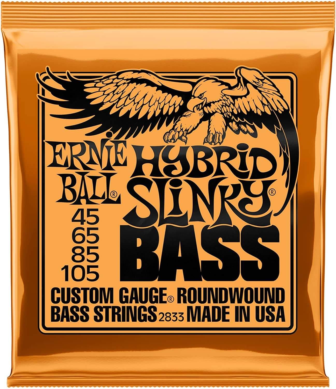 corde per basso Ernie Ball Hybrid Slinky