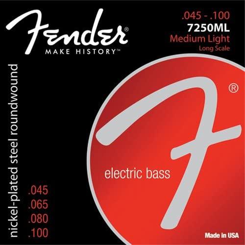 corde per basso Fender