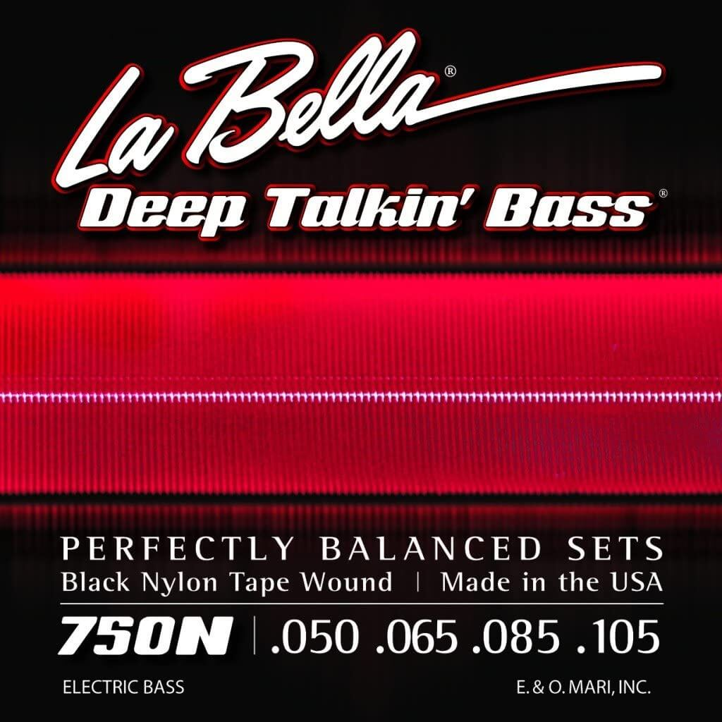 corde per basso La Bella 750N