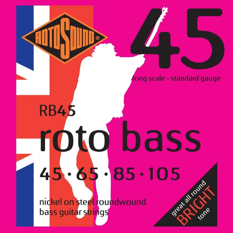 corde per basso Rotosound RB45