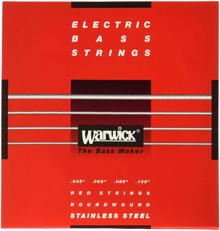 corde per basso Warwick red label
