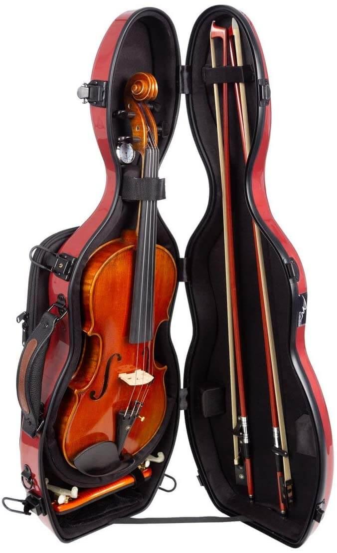custodia per violino Fiberglass M-Care
