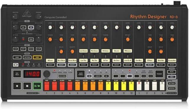 drum machine Behringer Rhythm Designer