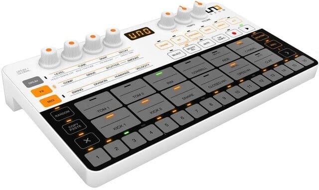 drum machine Ik Multimedia Uno Drum