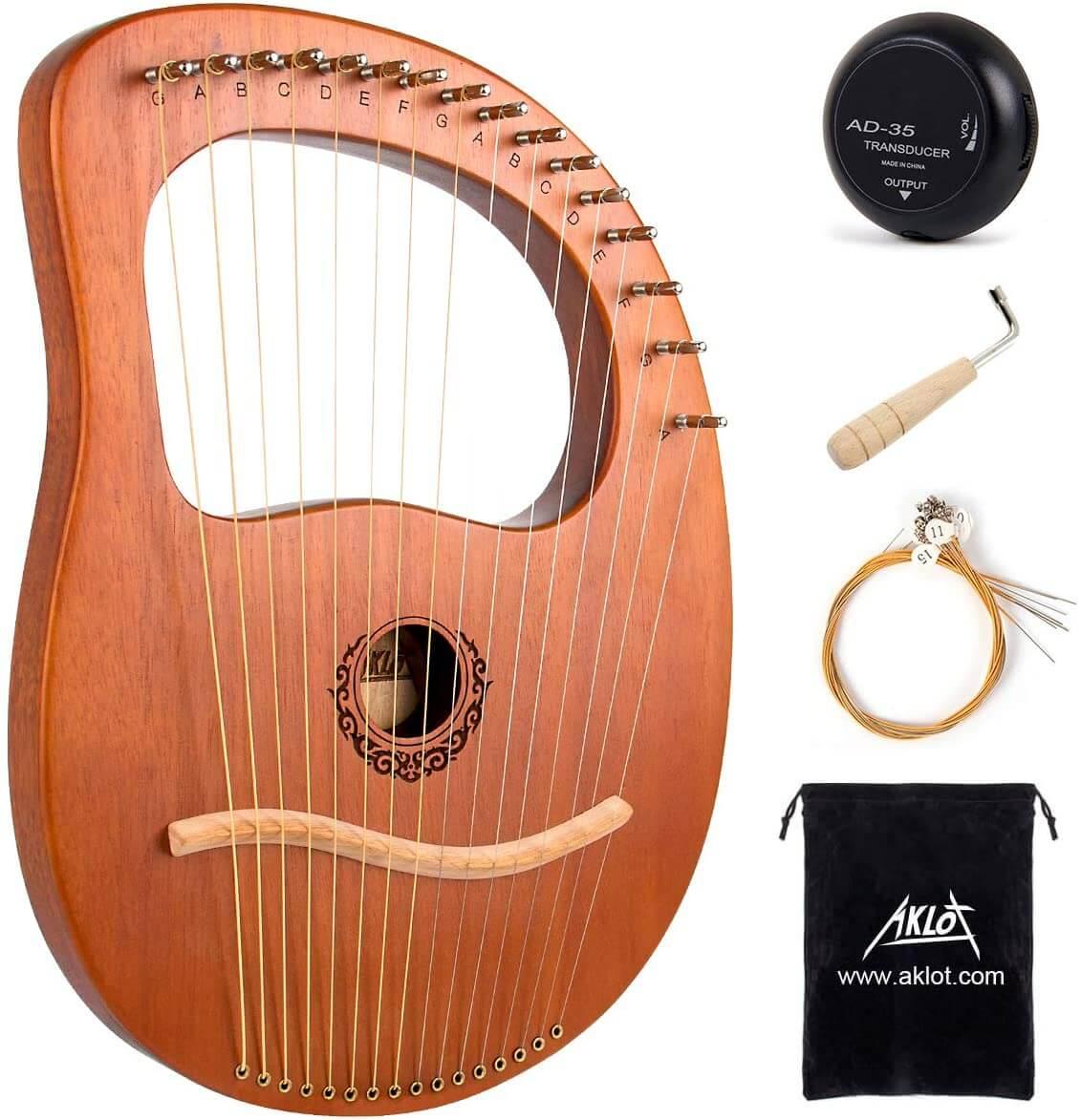 lira strumento Aklot