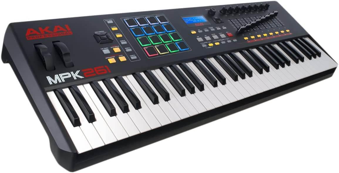 tastiera midi AKAI MPK261
