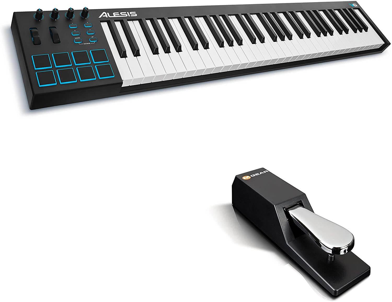 tastiera midi Alesis V61
