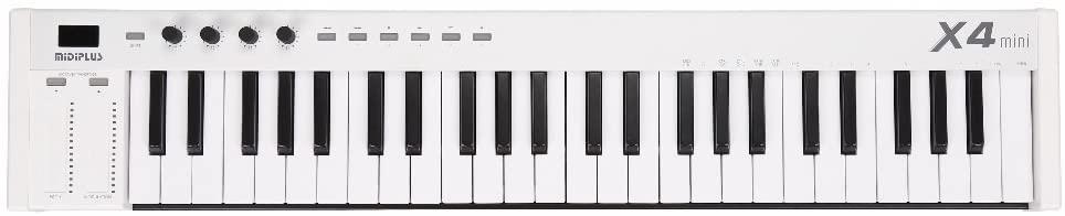 tastiera midi x4 mini