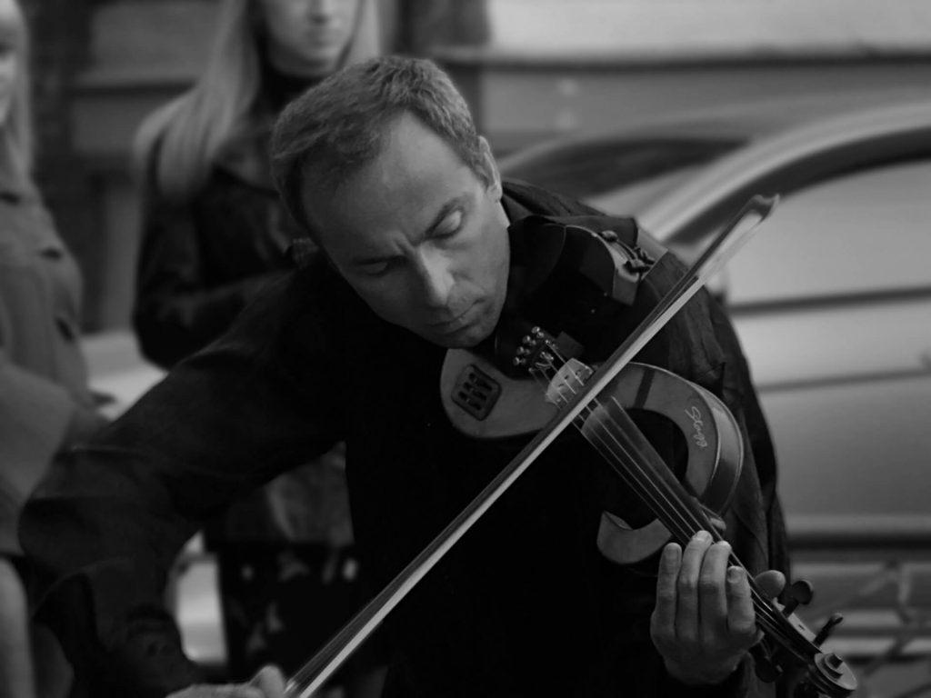 un-violino-elettrico