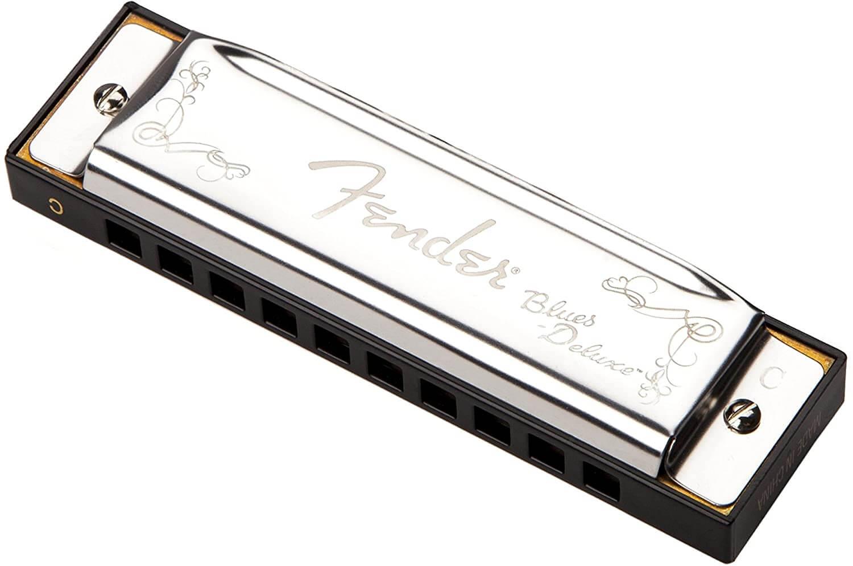 Armonica a bocca in Do Fender