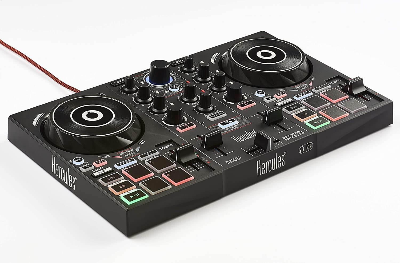 Consolle DJ Hercules Inpulse 200