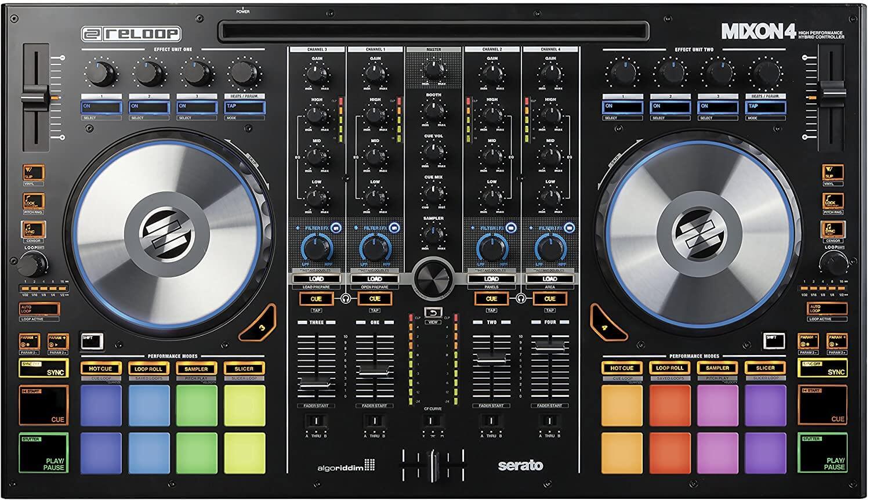 Consolle DJ Reloop Mixon 4