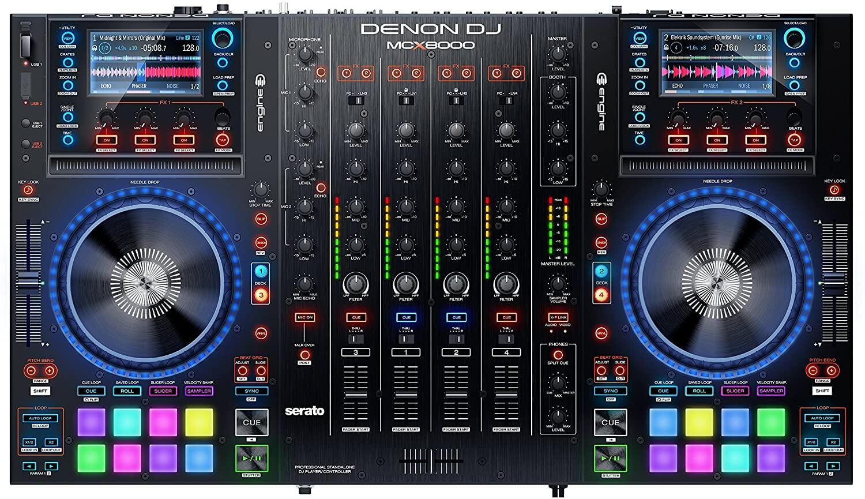 Controller DJ professionale DENON MCX 8000