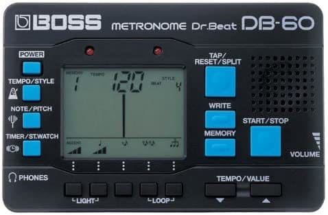 metronomo-BOSS-DB-60