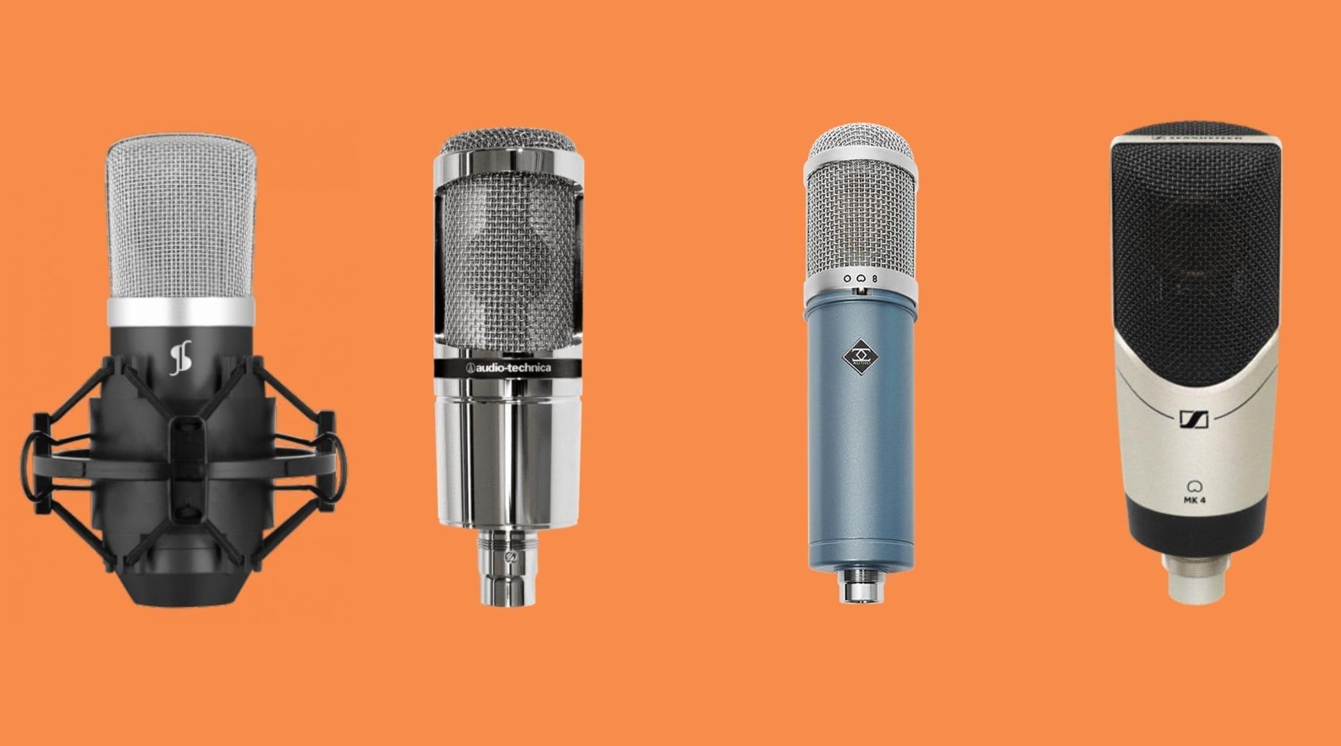miglior-microfono-a-condensatore