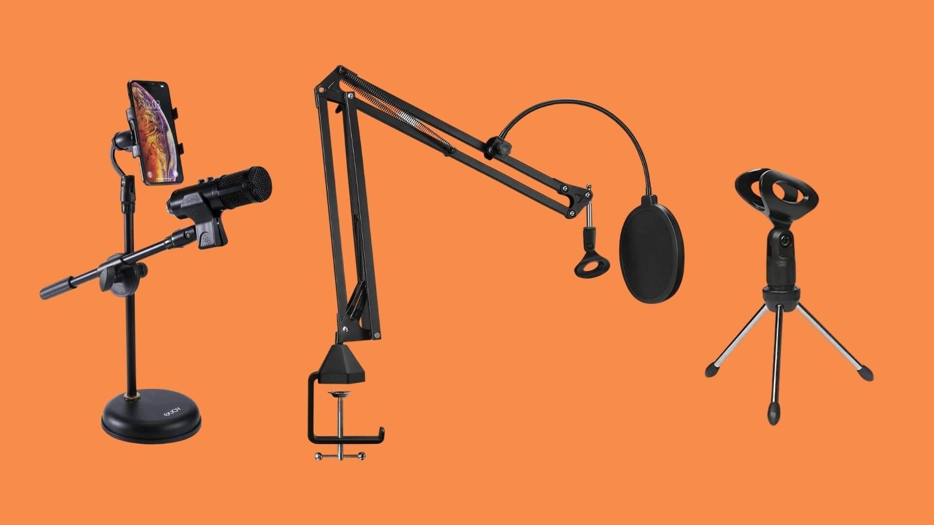 miglior-supporto-microfono-da-tavolo